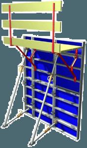 Sécurité sur coffrage Aluminium