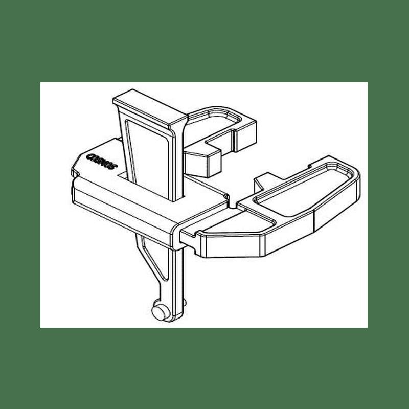 Pince à clavette verticale Élite