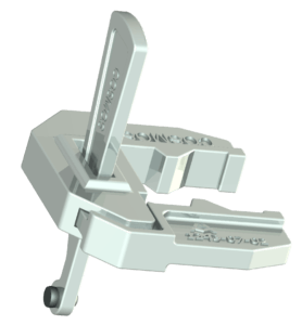 Pince à clavette pour coffrage Aluminium Cosmos