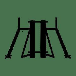 Mise en oeuvre des banches modulaires 6T/m² COSMOS par ancrage sur la construction