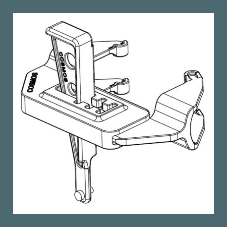 Pince à clavette verticale COSFORT
