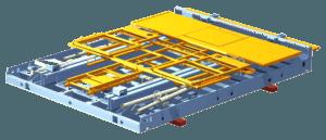 Étape 0 de la notice de montage pour la banche-outil COB 2020 ÉVO 2 COSMOS