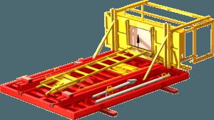 Étape 3 de la notice de montage pour la banche modulaire 8-10-12T/m² COSMOS